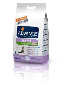 ADVANCE_CAT-Hairball-3kg